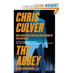 The Abbey: Chris Culver: 9781455527410: Amazon.com: Books