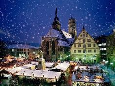Christmas Market in Stuttgart, Germany close to my home town next year I will be there