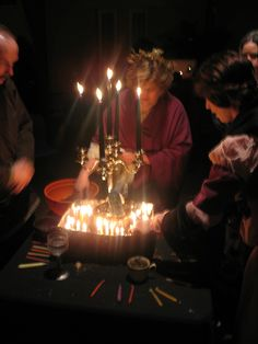 Neopagans honouring the dead as part of a modern continuation of the ancient Samhain ritual. September Equinox, Samhain Ritual, Pagan Festivals, All Souls Day, Autumnal Equinox, Scary Costumes, Witches Brew, Wiccan, Magick
