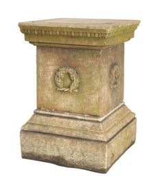 stone plinth