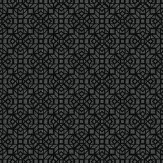 Element Black Gloss Mosaic Wallpaper 2716-23843