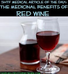 Wine has long been known for its ability to relax the consumer and works as a sleep aid; it also has been found to help reduce the risk of c...