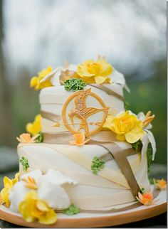 hunger games themed wedding
