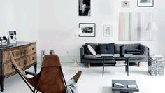 Airy and Bright Apartment in Copenhagen | design attractor | Bloglovin