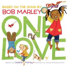 Today's Kindle Kids Daily Deal is One Love ($1.99), by Cedella Marley and Vanessa Newton (Illustrator). It features Kindle Text Pop-Up on select devices and apps, but also works on all Kindle devices, as a basic book.