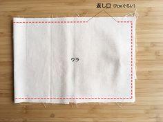 ポケットたっぷり!母子手帳カバー(ケース)の作り方 | nunocoto Sewing, How To Make, Handmade, Dressmaking, Fabric, Bag, Hand Made, Couture, Stitching