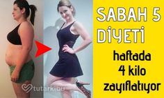 Sabah 5 Diyeti | - Sosyal Bilgi Platformu Fitness Transformation, Health Diet, Detox, Lose Weight, Abs, Workout, Herbs, Health, Crunches