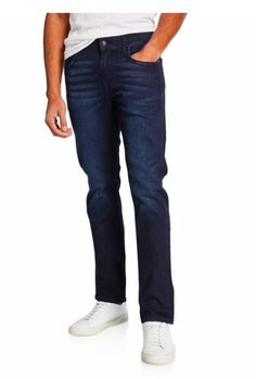 87742056a80 7 For All Mankind Men s Slimmy Denim Jeans - Locolow