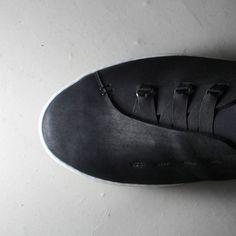 """Iterating...✏️   #MrBailey x @eknfootwear #Ginkgo  Pic by @pho_ney """