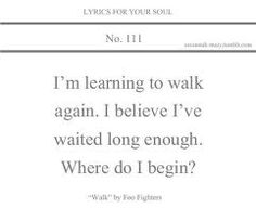 TIMES LIKE THESE - Foo Fighters - LETRAS.COM