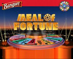 Cents and Savings: Banquet Meal of Fortune Instant Win Game
