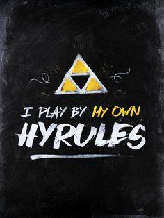 My own Hyrules