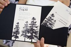 Pine Forest Wedding  Woodsy Outdoors  Design Fee by mavora on Etsy, $15.00