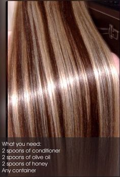 How To Get Soft Shiny Hair #Fashion #Beauty #Trusper #Tip