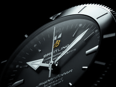 Breitling redesigns the Superocean Heritage with a little help from Tudor.