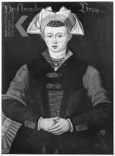 attributed to J. Marriage Images, Tudor Fashion, Classic Paintings, Star Patterns, Headgear, 16th Century, Holland, Old Things, Explore