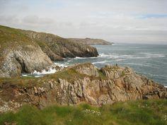 les falaises de Plougonvelin   Flickr - Photo Sharing!