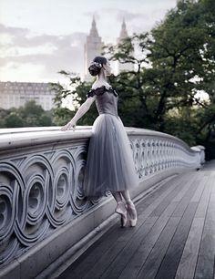 New York City Ballet Girl
