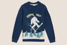 The Best Children's Christmas Jumpers UK 2021 Childrens Christmas, Christmas Jumpers, Graphic Sweatshirt, Sweatshirts, Cute, Sweaters, Color, Fashion, Moda
