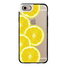 iPhone 6 Plus/6/5/5s/5c Metaluxe Case - Refreshing Fruity Citrus... (5460 RSD) ❤ liked on Polyvore featuring accessories, tech accessories, iphone case, apple iphone cases, pattern iphone case, print iphone case and transparent iphone case