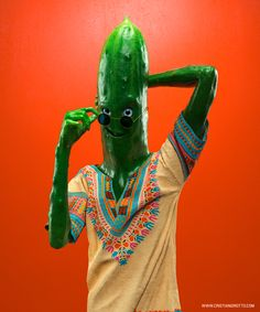 The Beat Vegetation was a famous collective of veggie artists that were very, extremely, overwhelmingly cool.