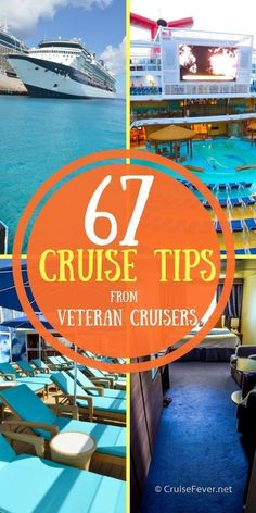 67 Best Cruise Tips from Veteran Cruisers [In Their Words] What are some seasoned cruisers saying for their best advice to the rest of us? Check out this list of 67 tips and add your own cruise tip to the list to keep this going. Packing List For Cruise, Cruise Travel, Cruise Vacation, Vacation Trips, Disney Cruise, Cruise Wear, Shopping Travel, Europe Packing, Traveling Europe