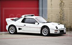 Rocketumblr | Ford RS200 Evolution