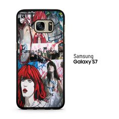 Florence and The Machine fan Art Samsung Galaxy S7 Case