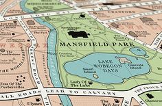 Book Map | 32 Brilliant Things Every Book Lover Needs In Their Home