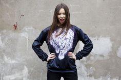 Galaxy Tgier Sweater (proj. Lets Funky!), do kupienia w DecoBazaar.com