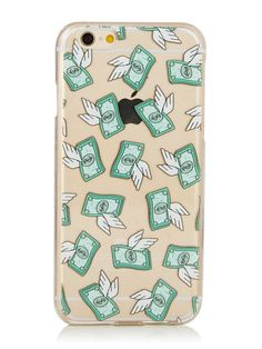 Skinnydip iPhone 6/6S Flying $$$ Case