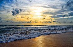 Sunrise on the Indian Ocean  by mohdabbas006 #ErnstStrasser #SriLanka