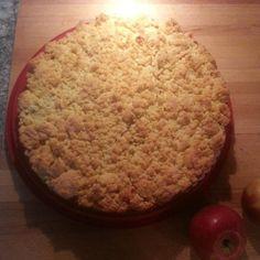 Rezept Apfel-Streuselkuchen-Ruck Zuck von Thermomix-Koblenz - Rezept der Kategorie Backen süß