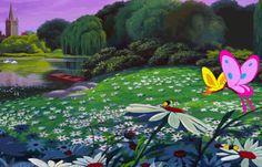 pretty butterflies ~ gif