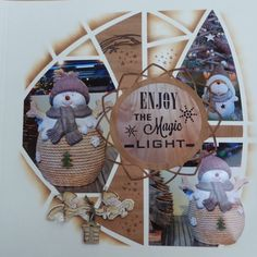 Lets Create With Lyn Holmes – AZZA European Scrapbooking (Perth – Western Australia) Scrapbook Page Layouts, Scrapbook Pages, Photo Collage Template, Perth Western Australia, Let's Create, Diy And Crafts, Concept, Christmas Ornaments, Holiday Decor