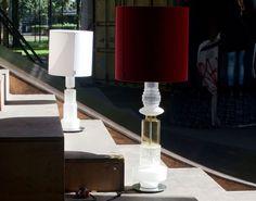 Vintage Lamps, Table Lamp, Lighting, Home Decor, Homemade Home Decor, Light Fixtures, Table Lamps, Lights, Interior Design