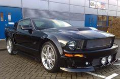 Cervinis Ford Mustang 2008