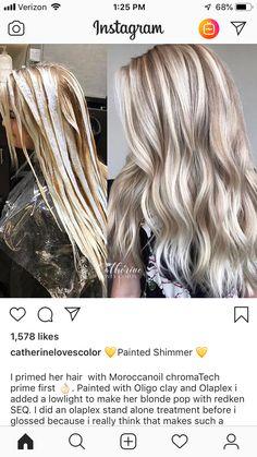 Best Indoor Garden Ideas for 2020 - Modern Blonde Hair Looks, Honey Blonde Hair, Cool Blonde, Blonde Fall Hair Color, Hair Color Balayage, Blonde Balayage, Hair Highlights, Bayalage, Thick Blonde Highlights