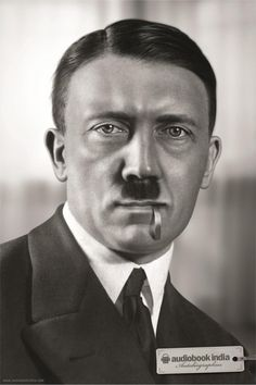 "AudioBook India: Hitler - ""Autobiographies"" / Taproot, Mumbai, India (2011), Cannes Lions 2011"
