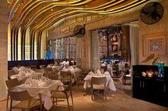 Marea Cuisine & Bar - Interior Design by El Estudio - Lighting Design: Xpress Lighting - Photography: Ricardo Piantini