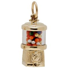 Check out the deal on Rembrandt Gumball Machine Charm, Sterling Silver at Precious Accents, Ltd. Jewelry Show, Charm Jewelry, Nice Jewelry, Jewelry Tools, Silver Jewelry, Vintage Charm Bracelet, Charm Bracelets, Locket Charms, Lockets