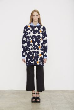 Marimekko RTW Spring 2016, Fashion, Women's Fashion, Designer, Runway, Paris Fashion Week, PFW Recap, Making Moves, h-a-l-e.com