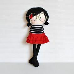 Teeny-Tiny Doll Thea
