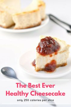 Looking for an incredible skinny cheesecake recipe? Tap this pin to discover the best ever healthy cheesecake recipe. Dessert Recipes For Kids, Healthy Dessert Recipes, Fruit Recipes, Sweet Recipes, Delicious Desserts, Snack Recipes, Vegetarian Recipes, Skinny Cheesecake, Healthy Recipes