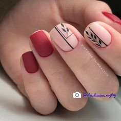 Cute Nail Colors – Neutral Nail Polish Color Ideas – Fashion Creed Many women prefer to visit the hairdresser even … Cute Acrylic Nails, Cute Nails, Pretty Nails, Nail Manicure, Nail Polish, Short Nails Art, Minimalist Nails, Nagel Gel, Stylish Nails