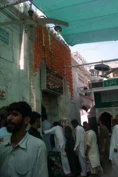 Baba Farid ganj Shakar R,A mazar shareef