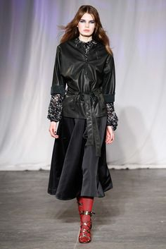 Jill Stuart Fall 2016 Ready-to-Wear Collection Photos - Vogue