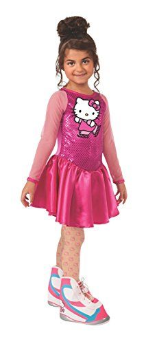 Rubies Hello Kitty Figure Skater Costume Child Small *** Click image to review more details-affiliate link.