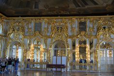 St. Petersburg, Russia   - Catherine's Palace