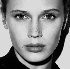 Marine Vacth. That face!